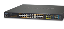Layer 3 Managed PoE Switch
